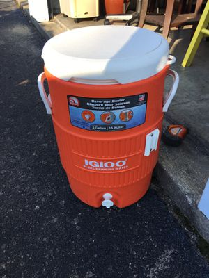 Sports/worksite Water Cooler for Sale in Chesapeake, VA