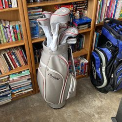 Cleveland Ladies Golf Clubs Left Handed for Sale in Oklahoma City,  OK