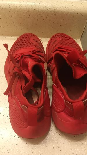 Nike red shoes for Sale in Morrow, GA