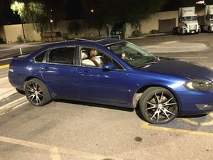 trade for truck (06 chevy impala ltz ) for Sale in Phoenix, AZ