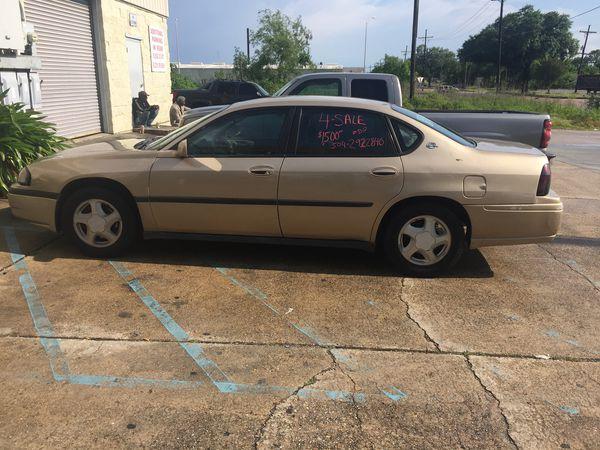 2004 Chevrolet Impala ready to ride 🚗💨👍🏾‼️