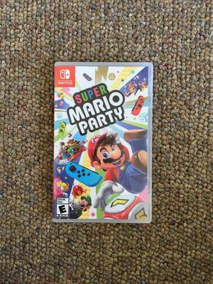 Super Mario Party for Nintendo Switch for Sale in Miami, FL