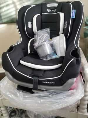 Graco Exntend to FIt Convertible Car seat New In Box for Sale in Pflugerville, TX