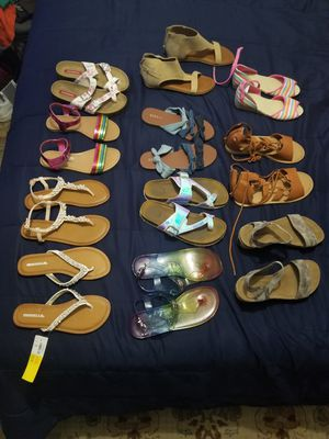Girls sandals and flats for Sale in Tuscaloosa, AL