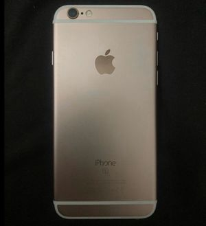 Unlocked iPhone 6s Rose gold 128GB for Sale in Seattle, WA