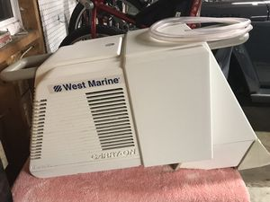 """Boat air conditioner """"portable"""". Like new for Sale in Plymouth, MI"""