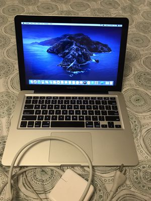 """MacBook Pro 13"""" !!Mid 2012 !!Intel Core i5!!Runs Great!! Price firm!! No trade!! No shipping!!. for Sale in Richmond, TX"""