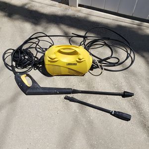 karcher pressure washer 79C2 for Sale in Washington, DC