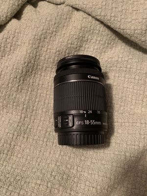 Canon 18-55mm lense for Sale in Fort Lauderdale, FL