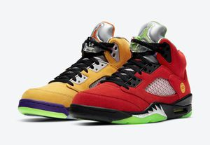"Authentic 2020 Nike Air Jordan 5 Retro ""What The"" Size 7Y for Sale in Fairfax, VA"