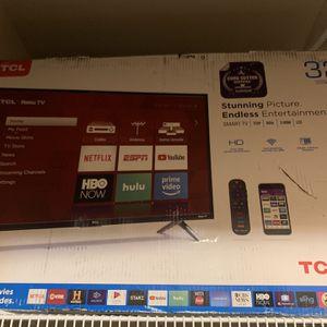 32 Inch Smart Tv for Sale in Everett, WA