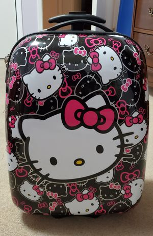 Kid's Hello Kitty Suitcase for Sale in Everett, WA