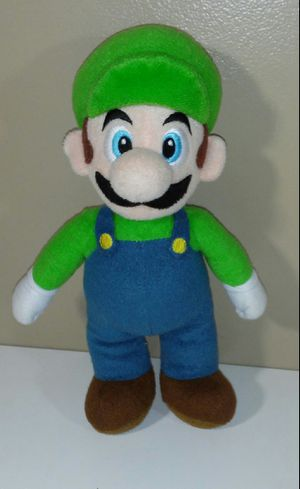 Luigi's Mansion Nintendo Plush for Sale in Chicago Heights, IL