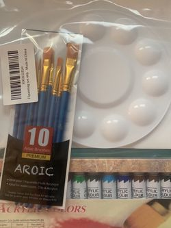 Acrylic Painting Set for Sale in Dittmer,  MO