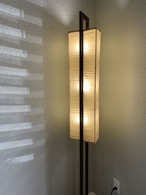 Floor Lamp with dimmer for Sale in Miami, FL