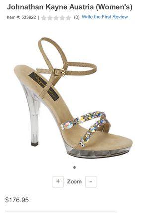 Jonathan Kayne Beaded Dress Heels for Sale in Dellwood, MN