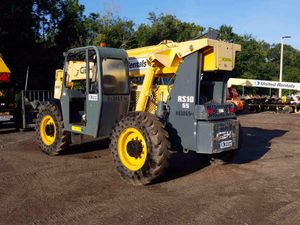 2011 Gehl RS10-55 Reach Forklift for Sale in West Palm Beach, FL