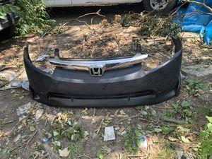 06-11 Honda Civic SEDAN front bumper for Sale in Stratford, CT