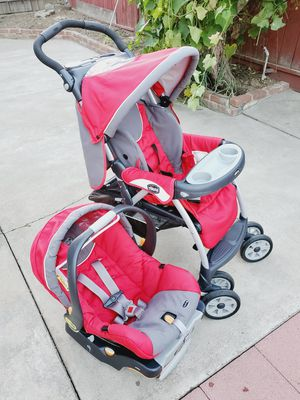 Chicco Cortina SE 30 Travel System Stroller & Infant Car Seat for Sale in San Lorenzo, CA