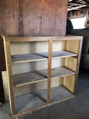 Garage Wood Shelving for Sale in Orange, CA