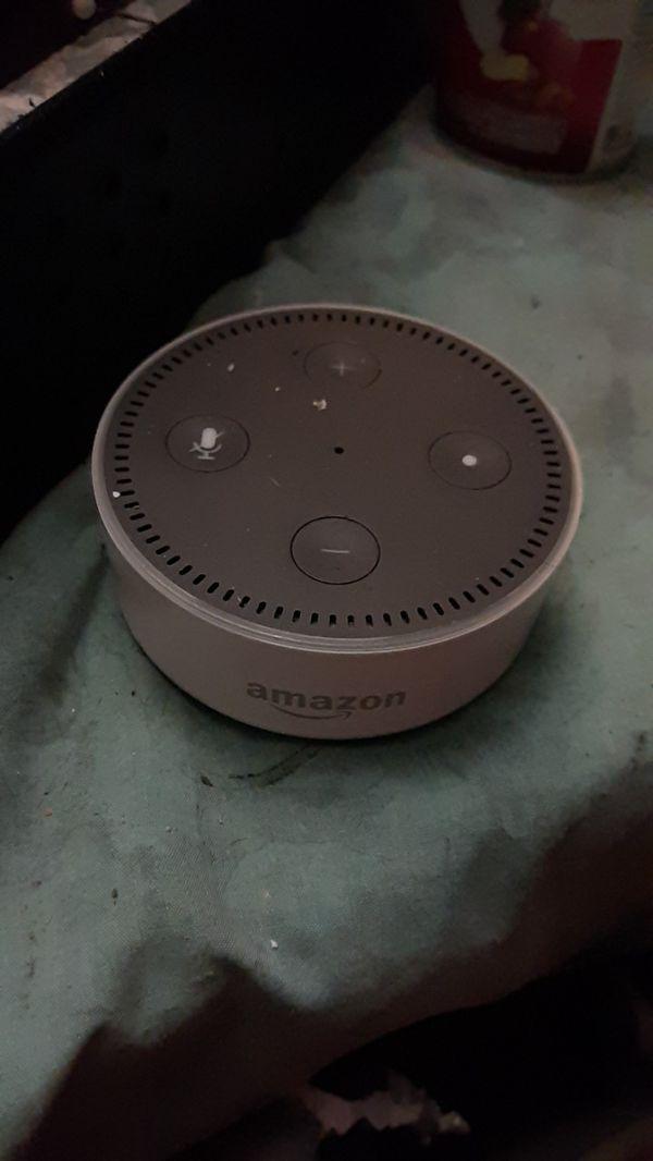 Alexa echo dot 2nd generation smart speaker