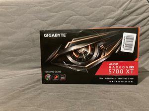 AMD Radeon Rx 5700 XT by Gigabyte for Sale in Schaumburg, IL