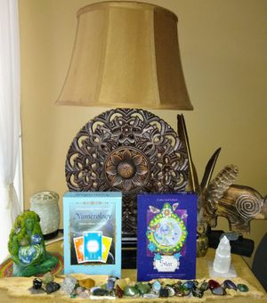 Numerology & tarot deck for divination for Sale in Shelbyville, TN