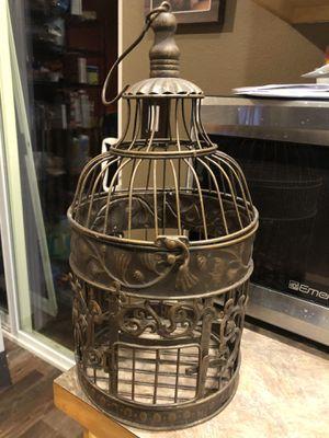 Beautiful Metal Bird Cage for Sale in Bonney Lake, WA