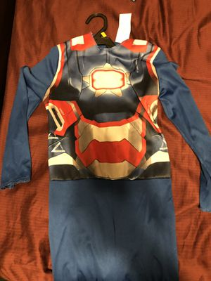 Iron man Halloween outfit costume onesie for Sale in Oviedo, FL