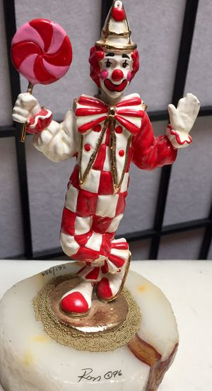 3 Collectible Ron Lee clown statues for Sale in Concord, CA