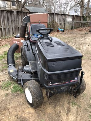 Craftsman GT6000 garden tractor for Sale in Saint Charles, MD