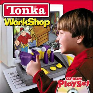 Tonka Workshop pc game for Sale in Houston, TX