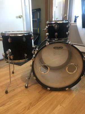 3 pc PDP custom birch set for Sale in Addison, IL