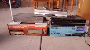 1 VHS and 1 DVD single and 3 DVD&VHS together $90 for all for Sale in Moreno Valley, CA