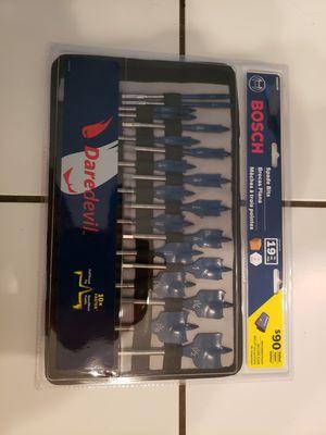 Bosch spade bits Daredevil for Sale in Miami, FL