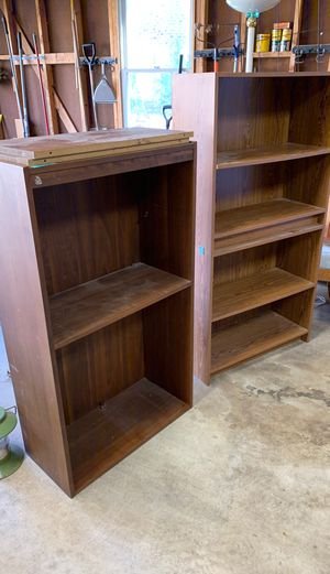 Book cases for Sale in Cary, NC