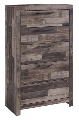 Ashley Furniture 5-Drawer Chest, Multi Gray, Casual Syle for Sale in Santa Ana, CA