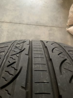 4 tires 255/40/19 for Sale in Davenport, FL