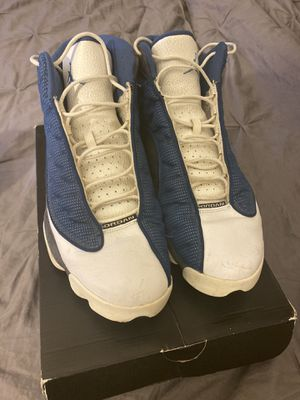 Men's Nike Air Jordan XIII 13 Flint Grey Size 12 100% Authentic for Sale in Benicia, CA