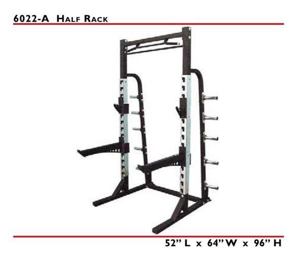 Nebula squat rack