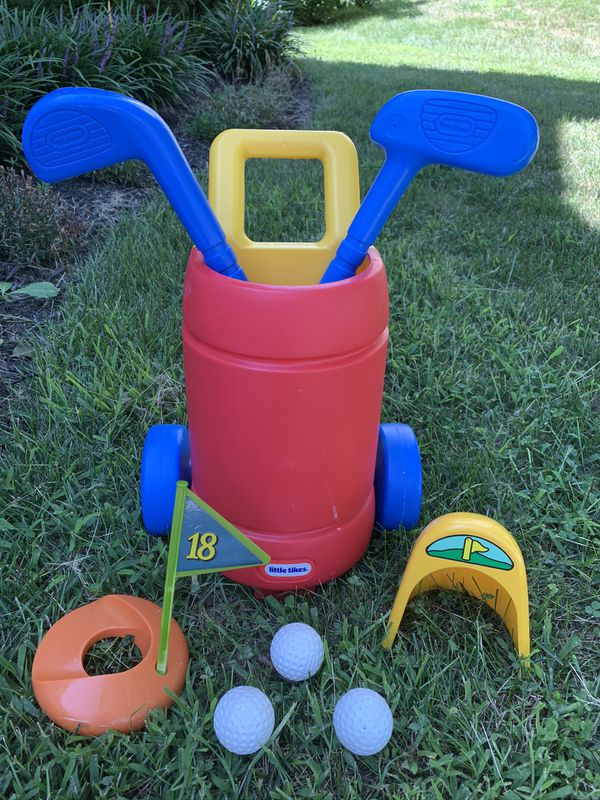 Little Tikes Totsports East Hit Golf Set