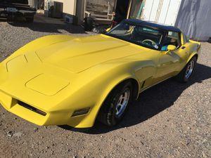 1980 Chevy Corvette for Sale in Casa Grande, AZ