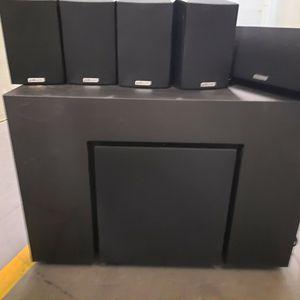 Speaker Home Theater Sound System Polk audio for Sale in San Bruno, CA