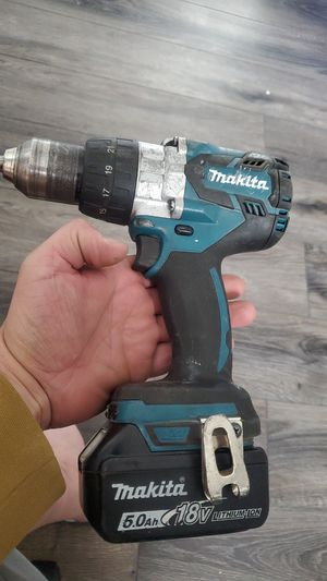 Mikita XD brushless drill and impact driver 2 batterys 1 charger for Sale in Los Angeles, CA