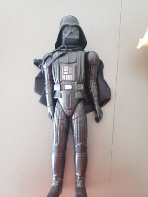 Old Darth Vader Toy!! 16 inches tall for Sale in Mesa, AZ