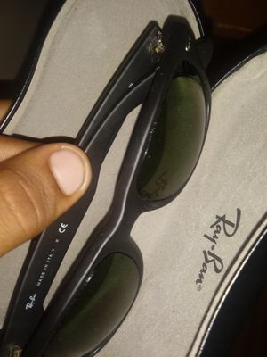 Ray ban made in italy for Sale in New Haven, CT