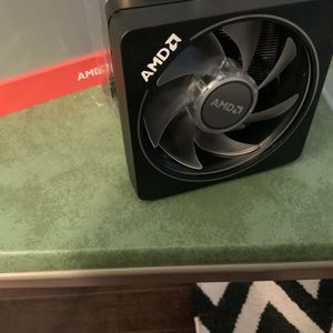 AMD Ryzen Wraith Prism RGB Desktop PC Cooler / Heatsink - Brand New - From 3900X CPU for Sale in Lisle, IL
