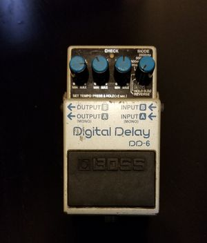 Boss DD-7 Digital Delay for Sale in Shoreline, WA