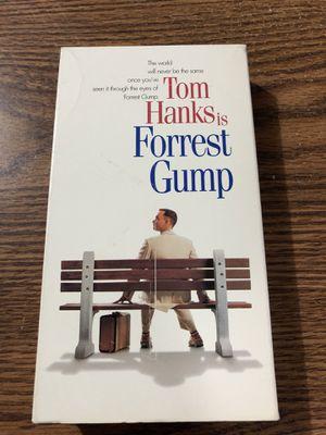 Forrest Gump VHS Cassette movie for Sale in Duncanville, TX