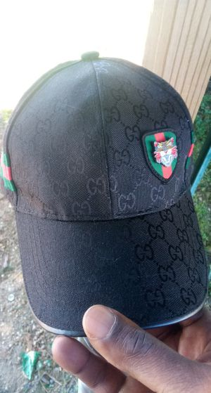 Gucci Black Cap for Sale in Alexandria, VA